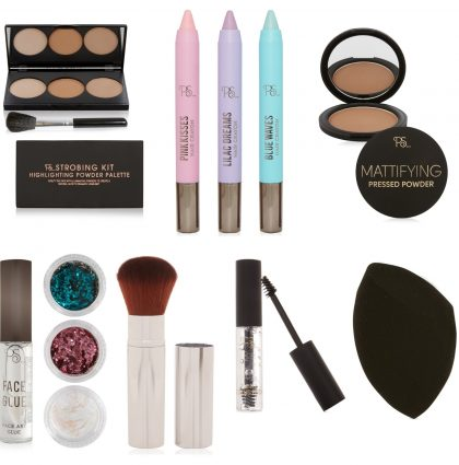 Beauty and accessorie styling
